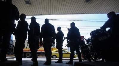 Seis muertos en una operación policial, entre ellos un importante narco de Río