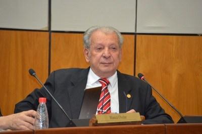 Galaverna considera inocente al ex presidente Cartes