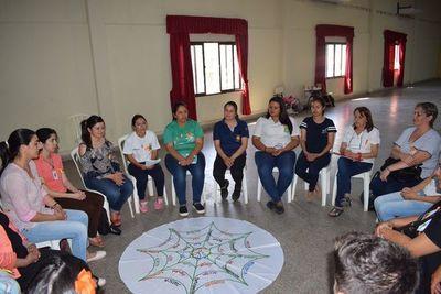 Piden garantizar la vida de las mujeres en Carapeguá