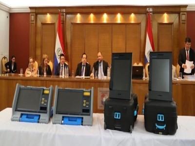 Máquinas de votación: en etapa de verificación de documentos de empresas oferentes