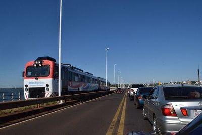 Pasaje del tren trepó un 40% en Encarnación