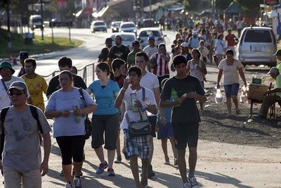 Operativo Caacupé: Garantizan servicios de salud pública a peregrinante durante festividades