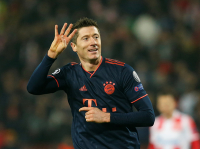 Lewandowski firma un póker en la paliza del Bayern Múnich