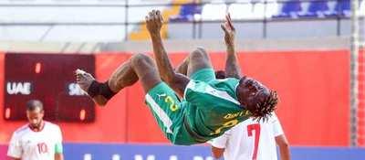 Senegal derrota a Emiratos Árabes Unidos y va a cuartos