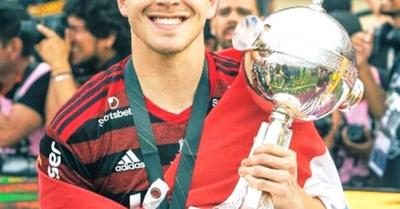"""""""Contento por entrar y  haber ganado la Copa"""""""