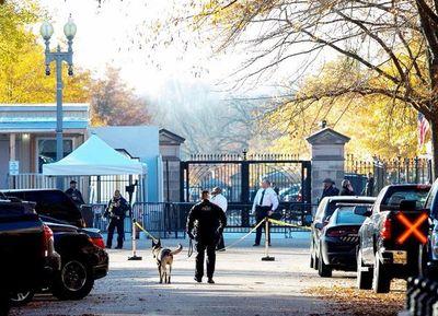 Alerta aérea sobre la Casa Blanca y Capitolio