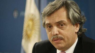 Alberto Fernández dijo que no va a pedir más dinero al FMI