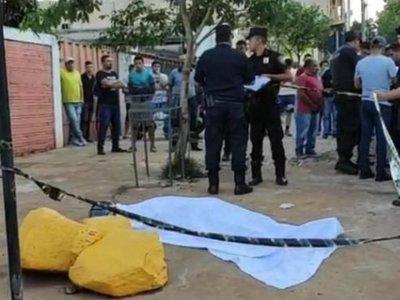 Matan de 3 tiros a guardia en CDE