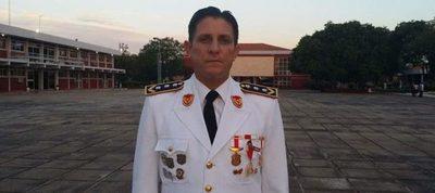 """Comandante Resquín pide a """"Payo"""" explicaciones y este lo amenaza"""