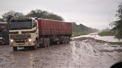 Precipitaciones suavizan golpe de altas temperaturas y trae alivio al Chaco