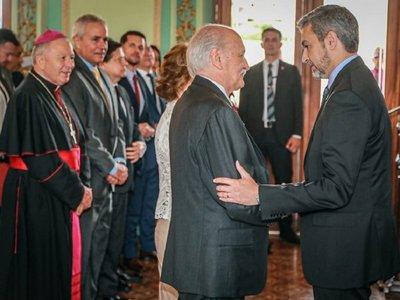 Alfredo Ratti jura como nuevo embajador ante el Vaticano
