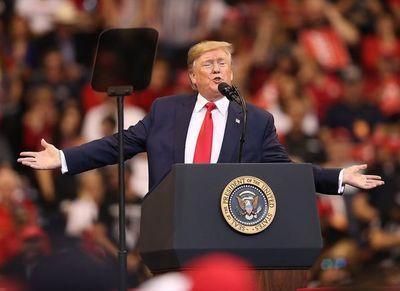 """Trump dice que designará a carteles de México como """"grupos terroristas"""""""
