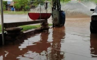 «Remedio peor que la enfermedad»: vecinos se quejan de obras mal hechas