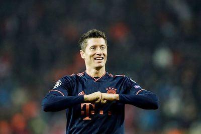 La temporada mágica de Lewandowski