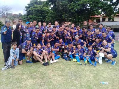 Sportivo Luqueño es campeón de la Reserva