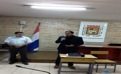 Concejales opositores sinvergüenzas, se ausentan en sesión de la junta