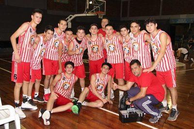 Basquet U15 Masculino: Hoy San Lorenzo puede ser el campeón