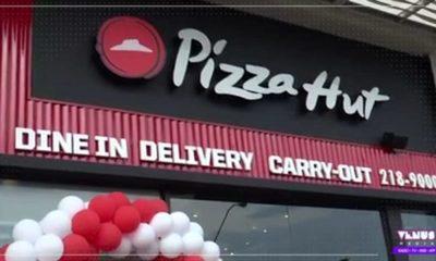 Pizza Hut llega a San Lorenzo
