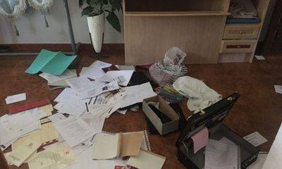 Delincuentes roban varios objetos de iglesia en Presidente Franco