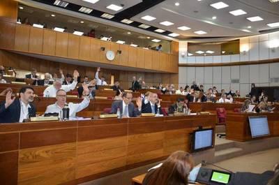 Cámara Alta dio visto bueno para incremento salarial a funcionarios de la ANDE