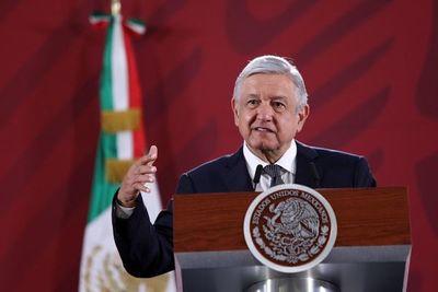 """López Obrador pide a Trump """"cooperación"""" no """"intervencionismo"""" contra narcotráfico"""
