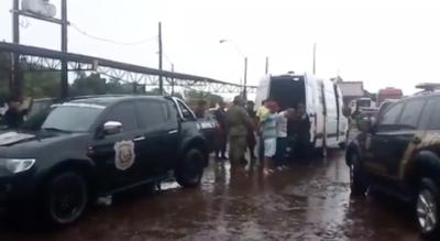 PJC: expulsan a 7 peligrosos criminales brasileños