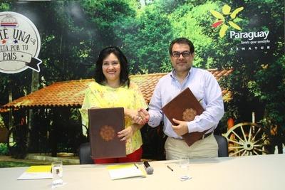 Senatur y Guyra Paraguay acuerdan fortalecer el turismo sostenible