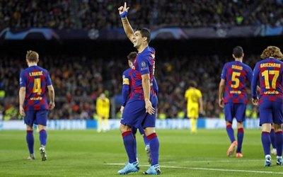 Barcelona y Leipzig clasificaron a 'octavos' de la Champions