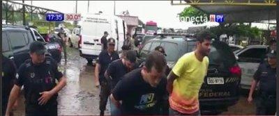 Expulsan del país a 7 brasileños