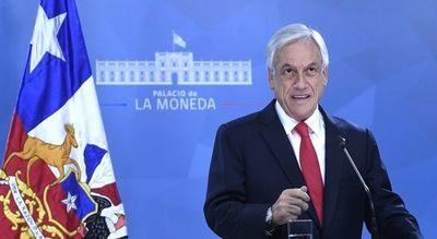 Sebastián Piñera no acudirá a la Cumbre del Clima en Madrid