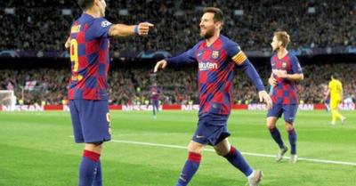 El Barcelona ya está entre los 16 mejores