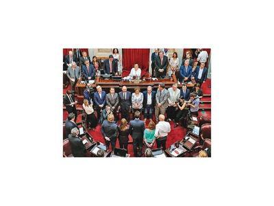Peronismo domina renovada Cámara del Senado argentino