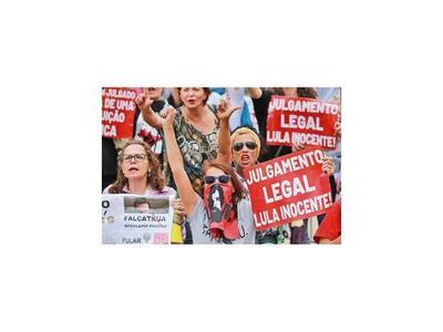 Justicia  ratifica y aumenta condena contra Lula da Silva