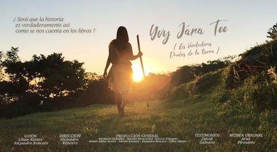 Presentan cortometraje sobre la cultura guaraní