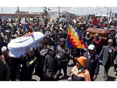 Bolivia: Diplomacia vira hacia EEUU