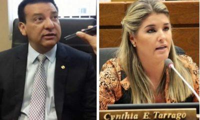 Romero Roa solicita expulsión de Tarragó de la ANR