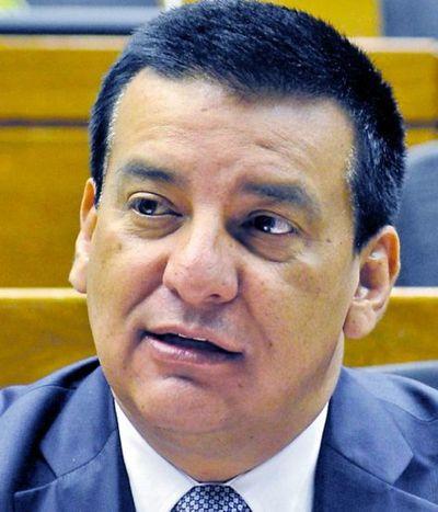 ANR: Romero Roa espera que se logre expulsar de la ANR a algunos correligionarios que tienen casos con la justicia