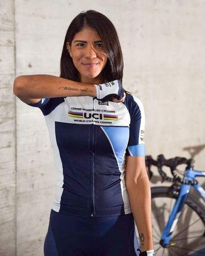 Con esfuerzo y sacrificio, ciclista guaraní clasificó a Tokio 2020