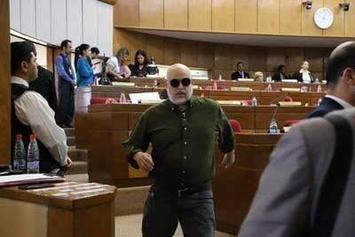 Esta tarde se decidirá pérdida de investidura de Payo Cubas