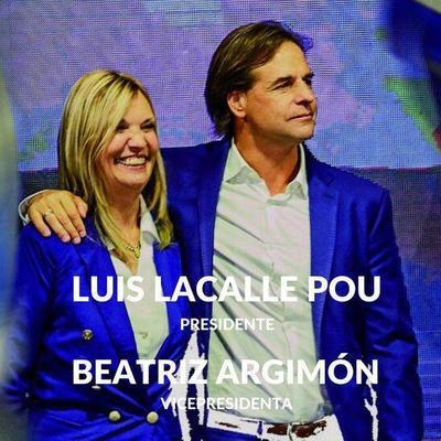 Confirmado: Lacalle Pou es el nuevo presidente del Uruguay