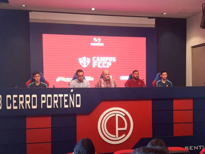 Cerro Porteño presenta su Campus FCCP 2019