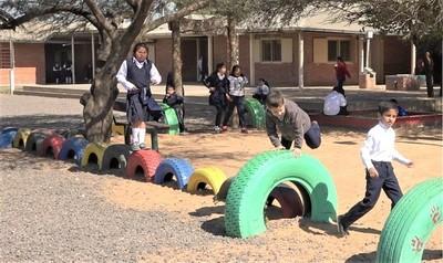 Destacan disminución del índice de abandono escolar en Boquerón
