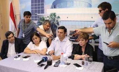 HOY / Un sector liberal, luguistas y  PDP rechazan pérdida de  investidura de Payo Cubas