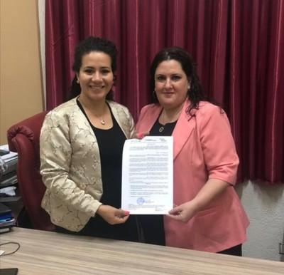 MEC oficializa designación de la directora de la Escuela de Artes y Oficios