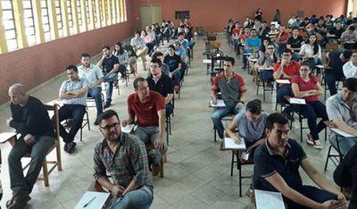 Realizarán examen selectivo para postulantes a cargos vacantes en Itaipú