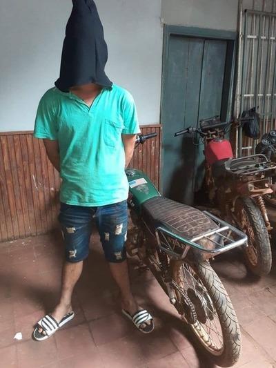 Detienen a hombre que asaltó y mantuvo de rehén a una familia en Minga Guazú