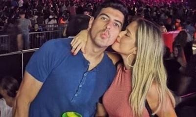 Mavi Amoroso y Chiche Corte cumplieron 2 años juntos