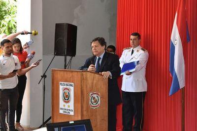"Ministro califica como ""presupuesto ingrato"" lo ocurrido en Pedro Juan Caballero"