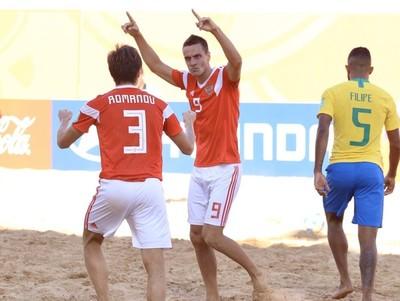 Rusia deja fuera al último campeón