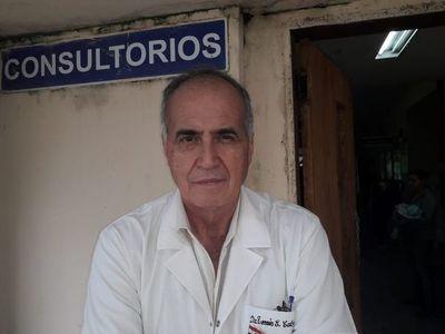 En pleno inicio del operativo Caacupé, renuncia director de Hospital Regional